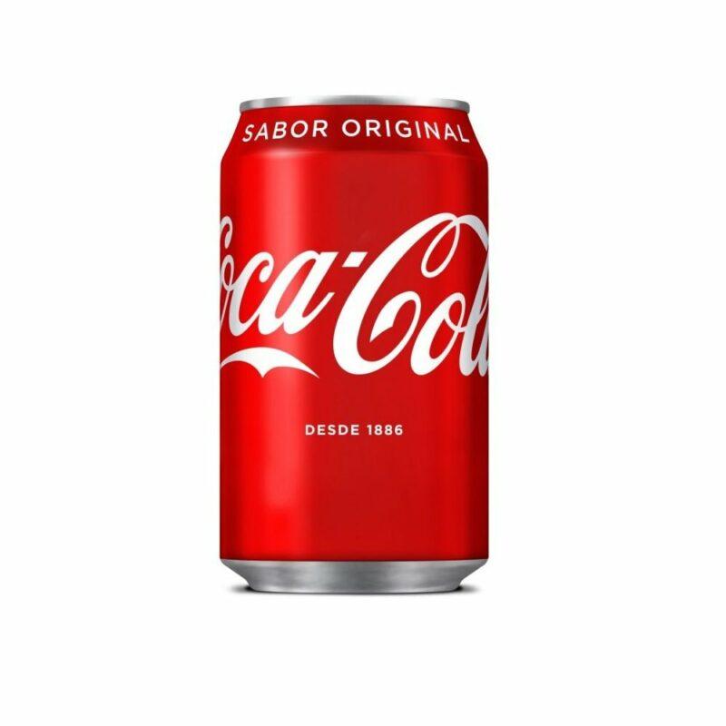 Coca Cola Lata Mandalo Spain Mándalo Spain