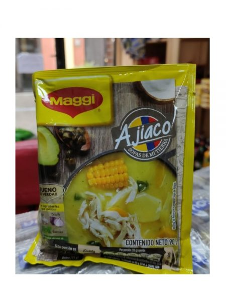 Sopa Ajiaco Maggi 7591016007228 Mandalo Spain