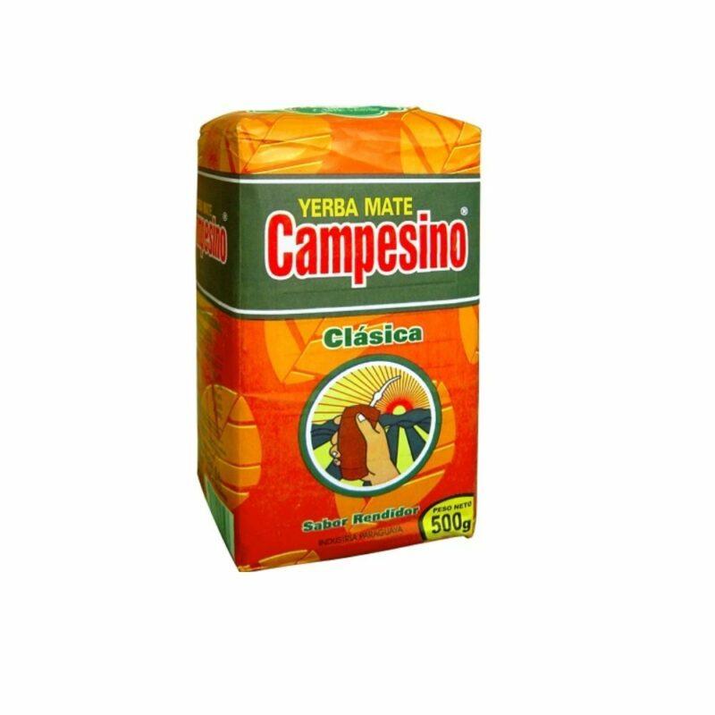 Yerba Mate Campesino 500gr 7840009011507 Mandalo Spain