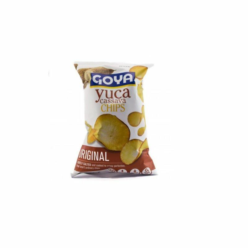 Yuca Chips Goya 8426967049418 Mandalo Spain