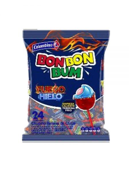 Bon Bon Bum Fire Ice 770211059611 Mandalo Spain