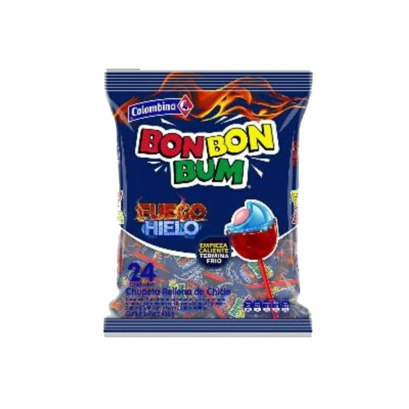 Bon Bon Bum Fire & Ice 1