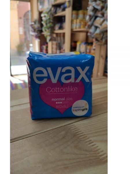 Compresas Evax