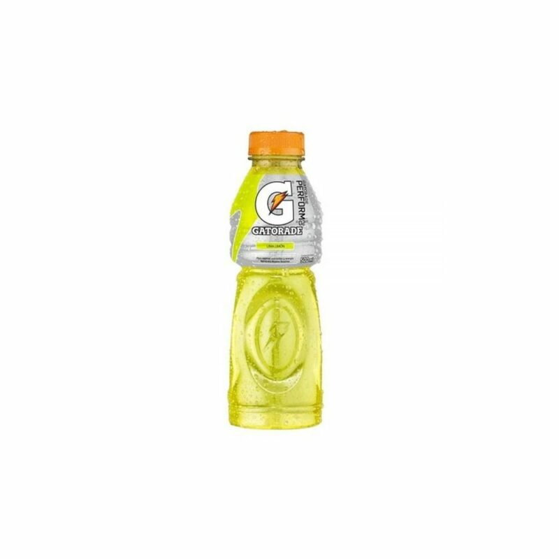 Gatorade limón