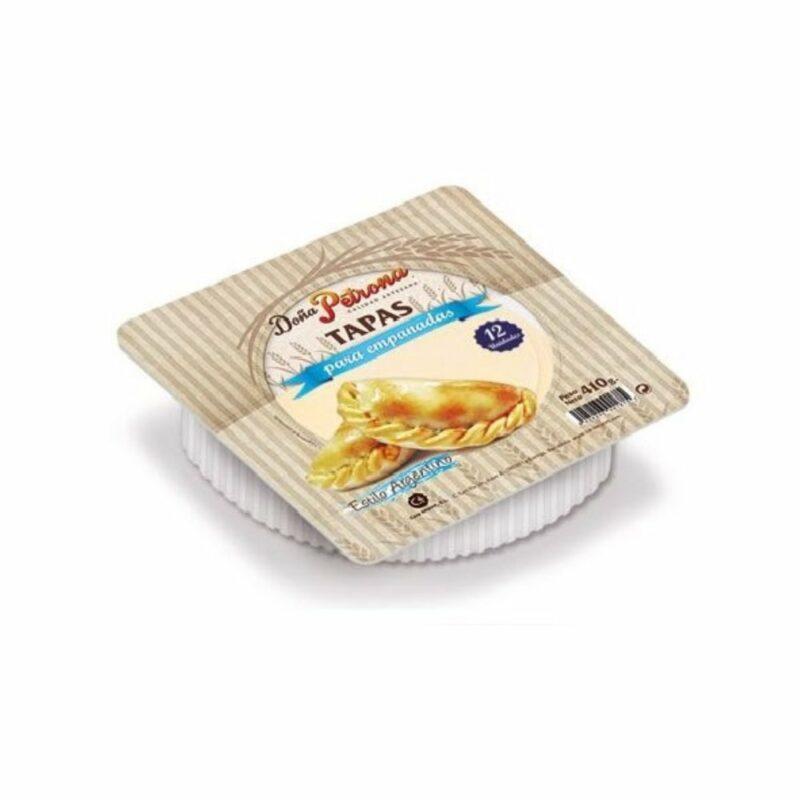 Tapas para Empanada - Furia 1