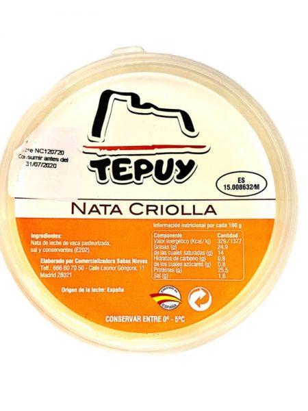 Nata Criolla