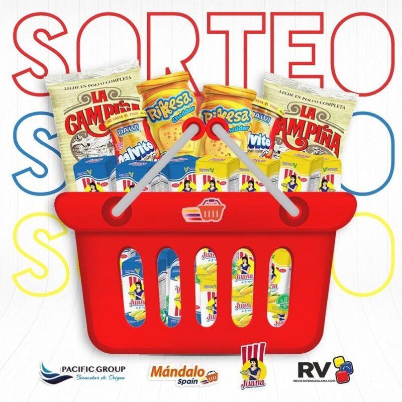 Sorteo Mandalo Spain