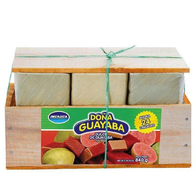 Dona Guayaba 24 Unidades Bocadillo 7702059601681 Mandalo Spain