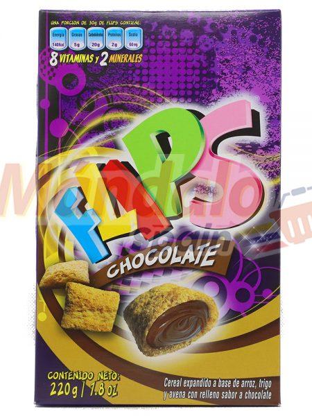 Flips de Chocolate 220 gr