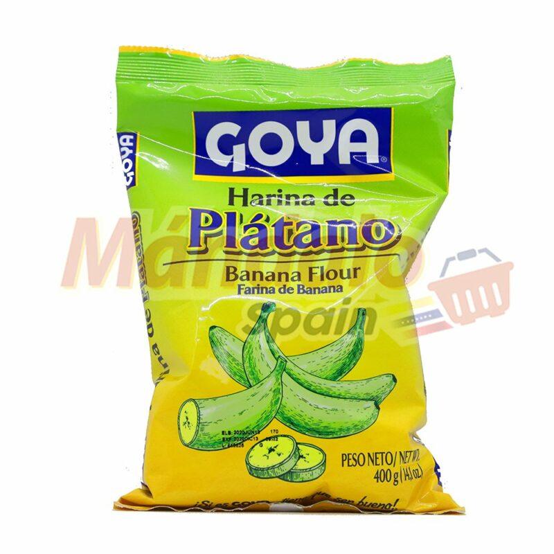 Harina de Plátano 400gr - Goya