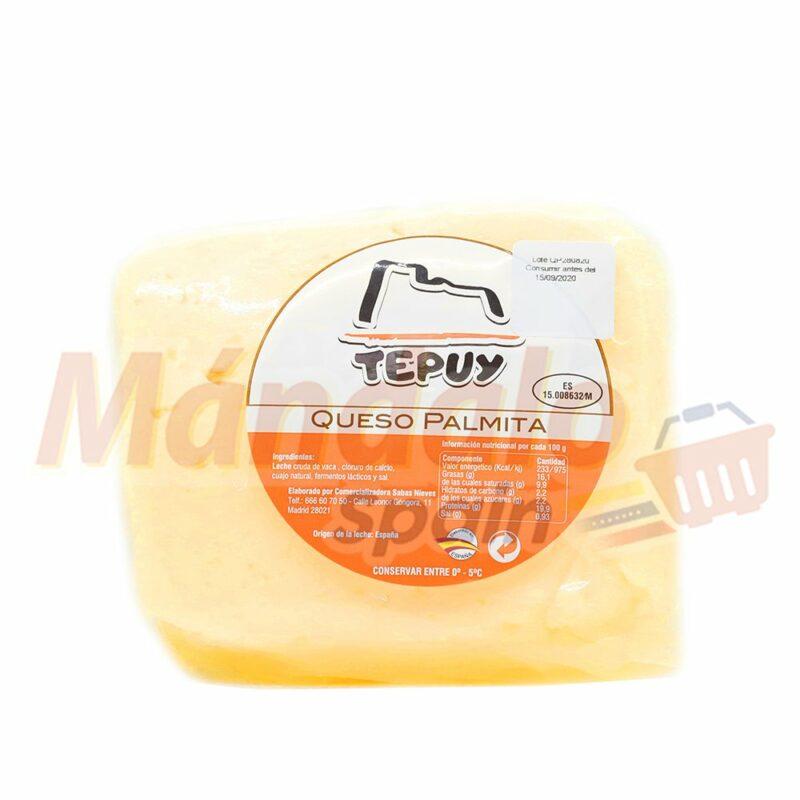 Queso Palmita 500 gr - Tepuy