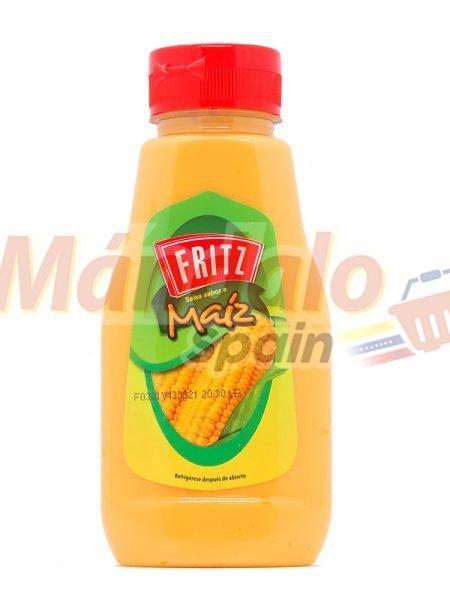 Salsa Fritz Maíz 240 gr