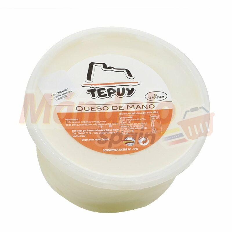 Queso de Mano 500 gr - Tepuy