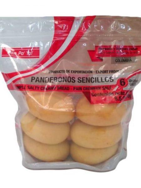 Buñuelos Pan de Bono
