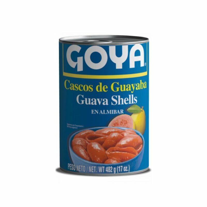 Cascos de Guayaba 482 gr - Goya