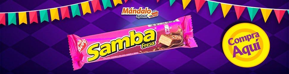 Samba de Fresa 2020