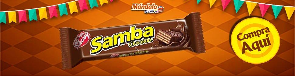 Samba de Chocolate 2020