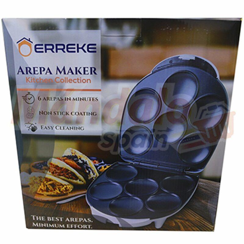 Tosti Arepa - Arepa Maker