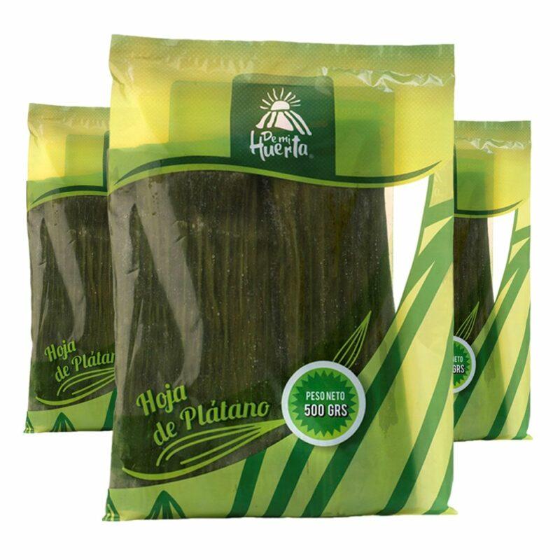 hojas de platano 1