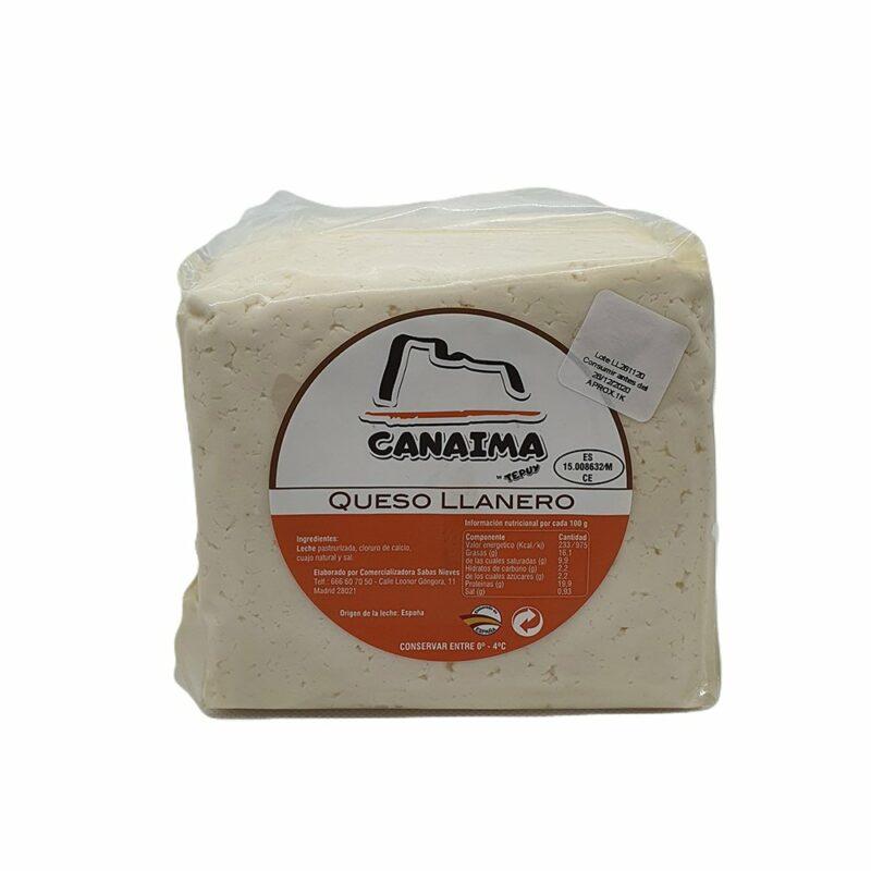 queso llanero canaima 1