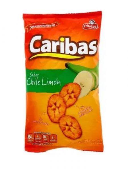 Caribas Sabor a Chile Limón