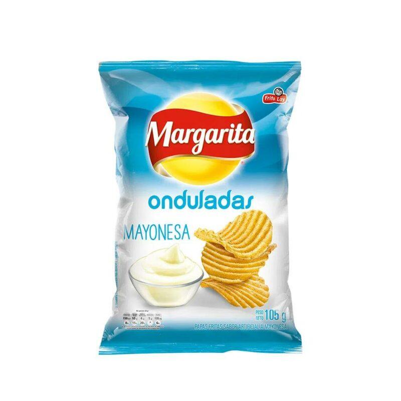 Papas Onduladas Sabor Mayonesa 105 gr Margarita 7702189053831 Mandalo Spain Papas_Onduladas_Sabor_Mayonesa_105_gr_Margarita_7702189053831_Mandalo_Spain Mándalo Spain