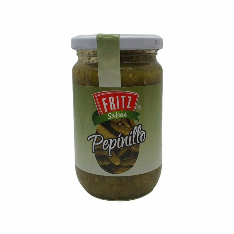 Salsa Fritz Pepinillo 290 ml