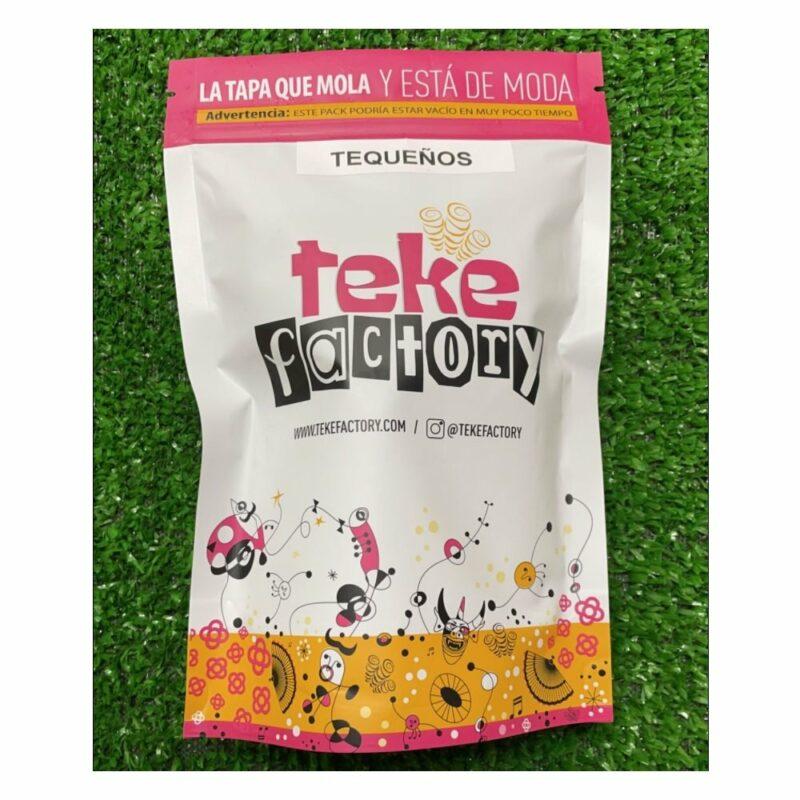 Tequeños TekeFactory Nutella