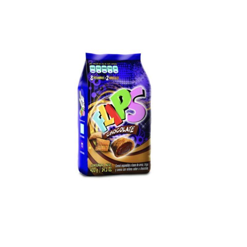 Flips de Chocolate Bolsa 400 gr
