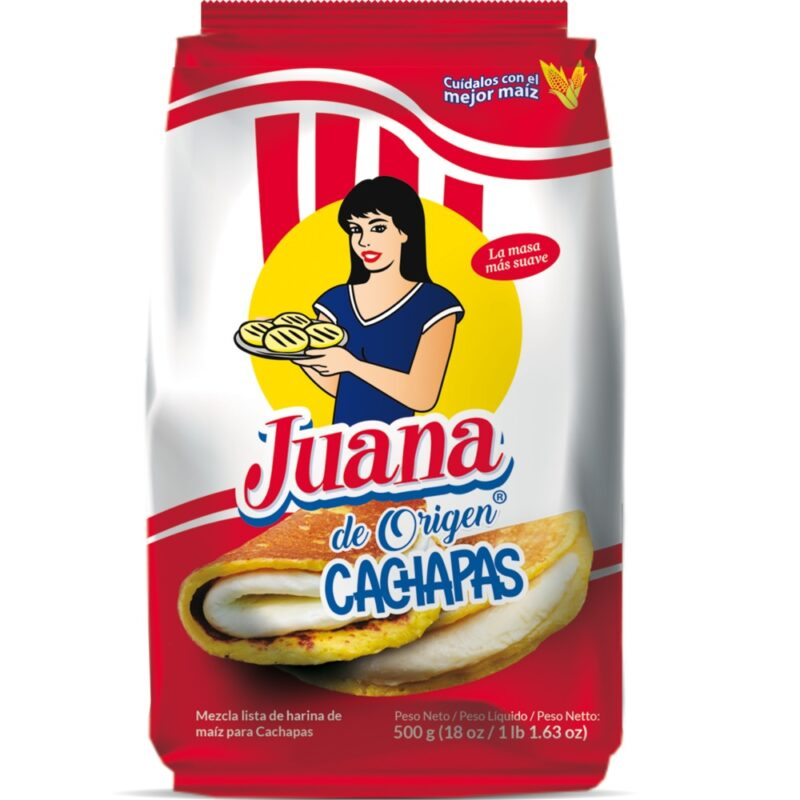 Harina para Cachapas Juana de Origen