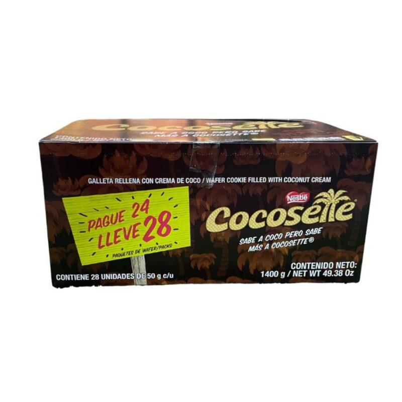 Cocosette 28 Unidades