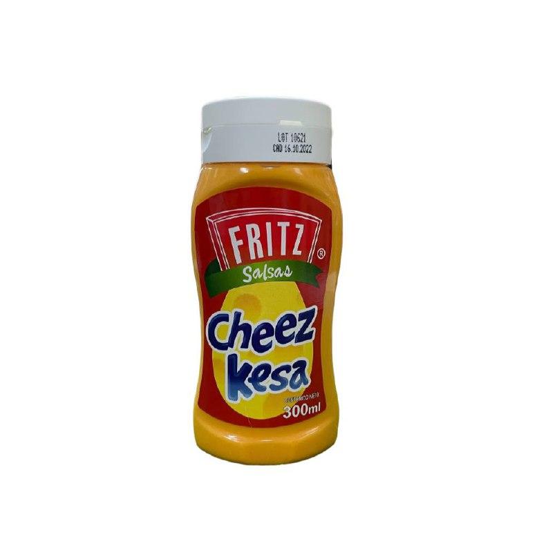fritz cheez kesa 300 ml
