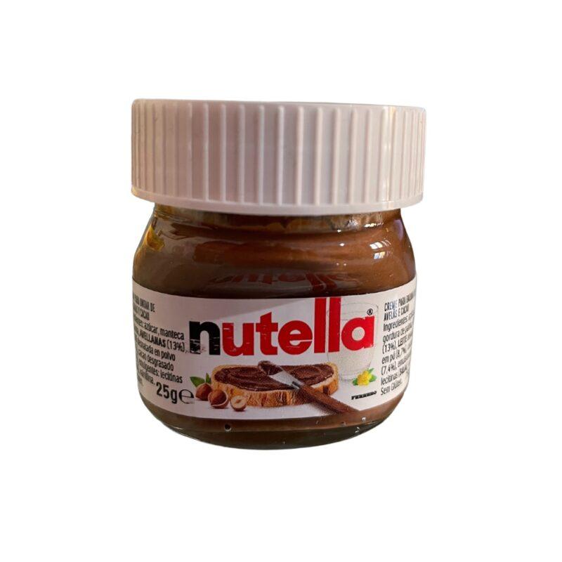 Nutella 25 gr