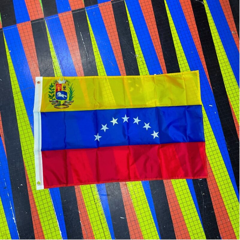 bandera 7 estrellas