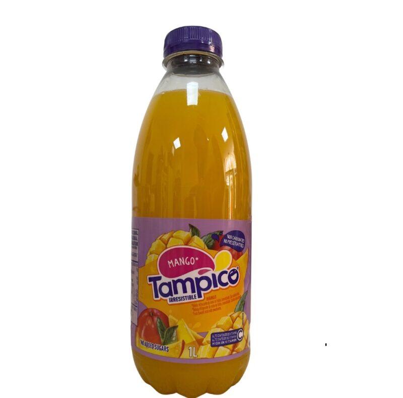 Bebida refrescante de mango 1 litro