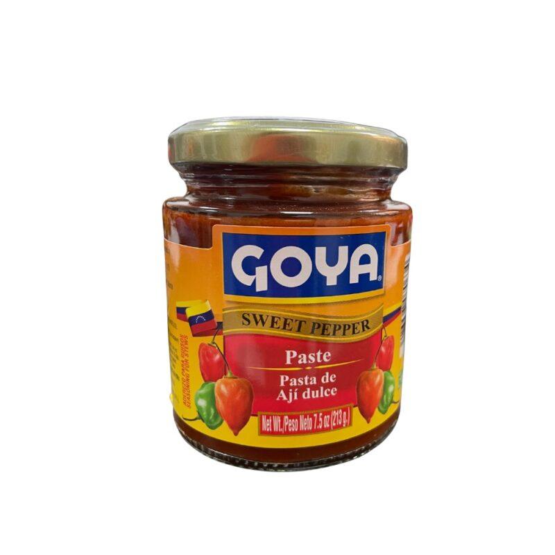 Pasta de Ají Dulce 213 gr Goya