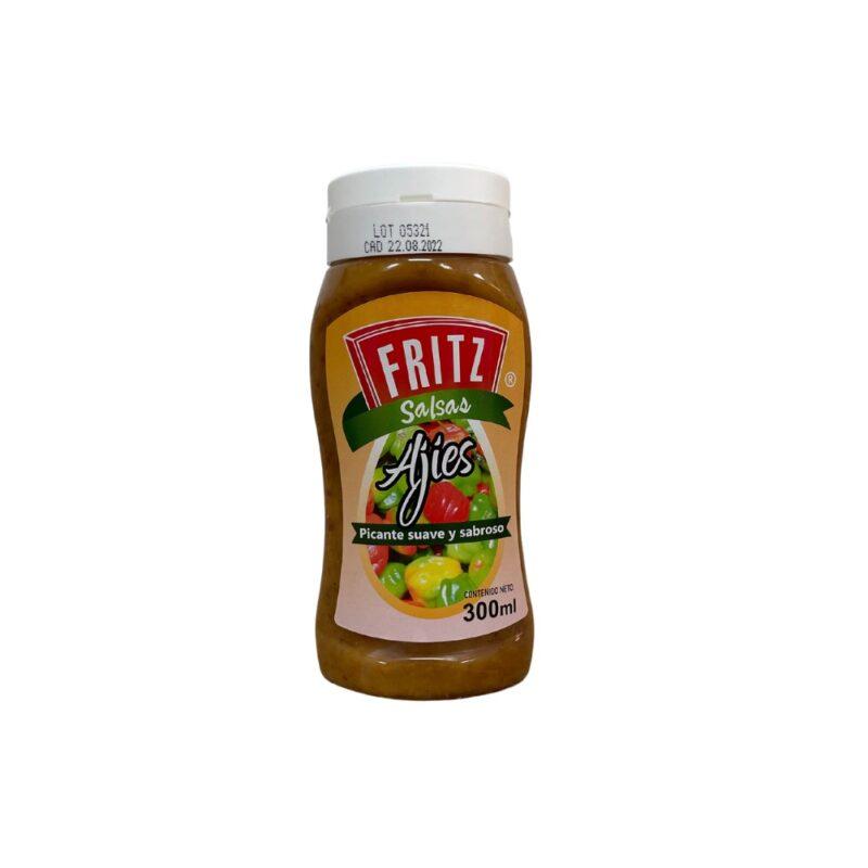 Salsa Fritz ají picante