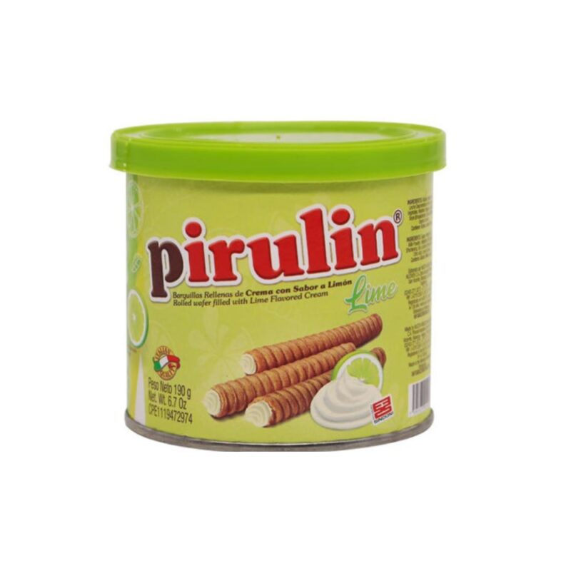 Pirulin de Limón 190 gr
