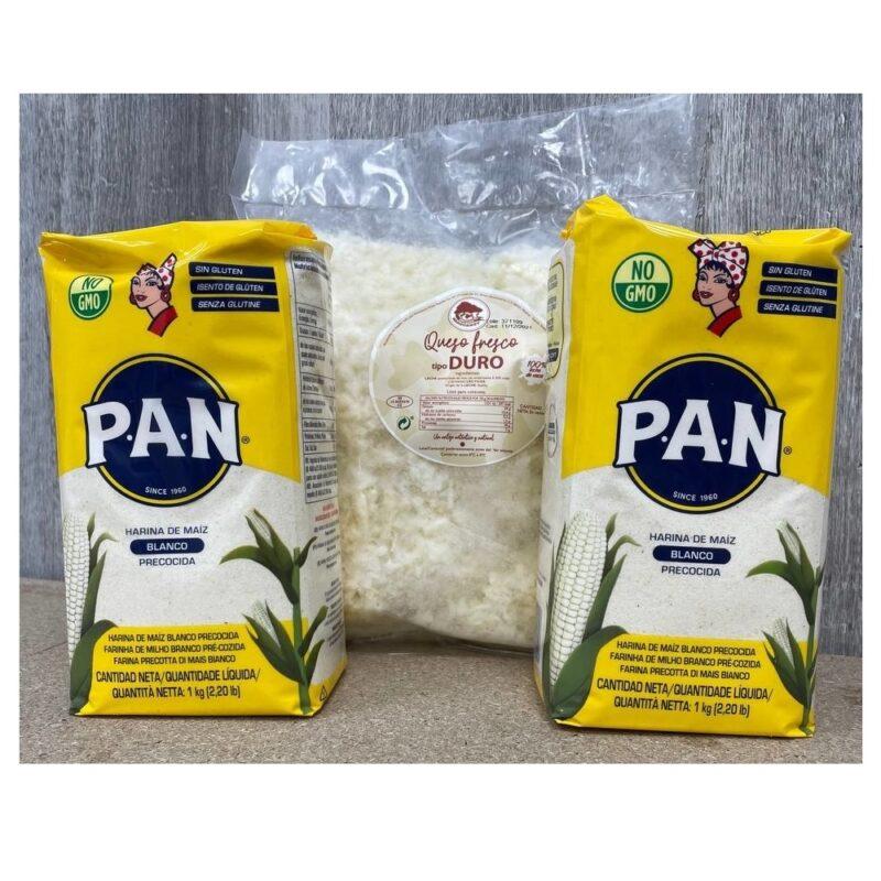 Promo Harina Pan 2 kilos 1 kilo queso Promo_Harina_Pan_2_kilos_1_kilo_queso Mándalo Spain