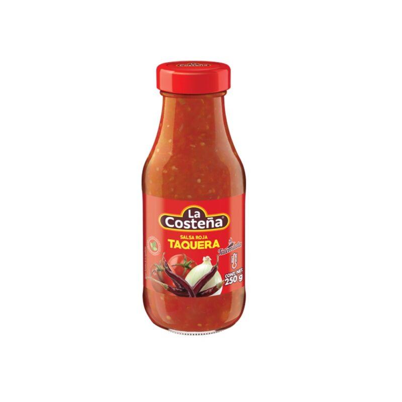 Salsa Roja Taquera La Costeña